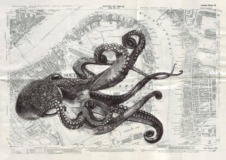 Southwark Octopus - Image 0