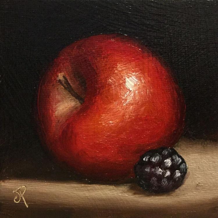 Little  Apple & Blackberry - Image 0