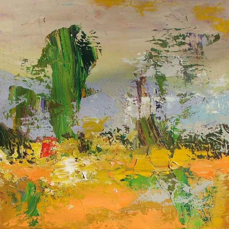 Cypress Trees, Cortona -