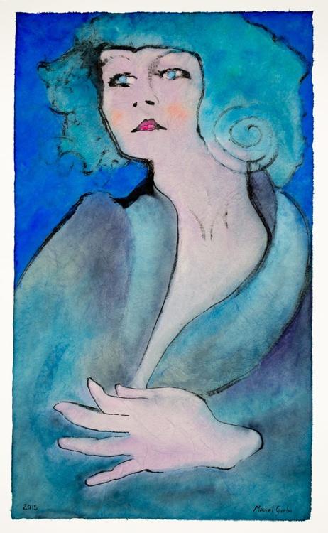 Blue Lady - Image 0