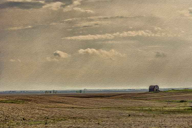 Landscape on the American Prairie