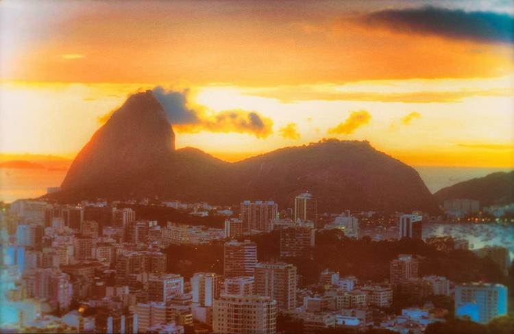 Sugar Loaf Mountain Sunset - Image 0