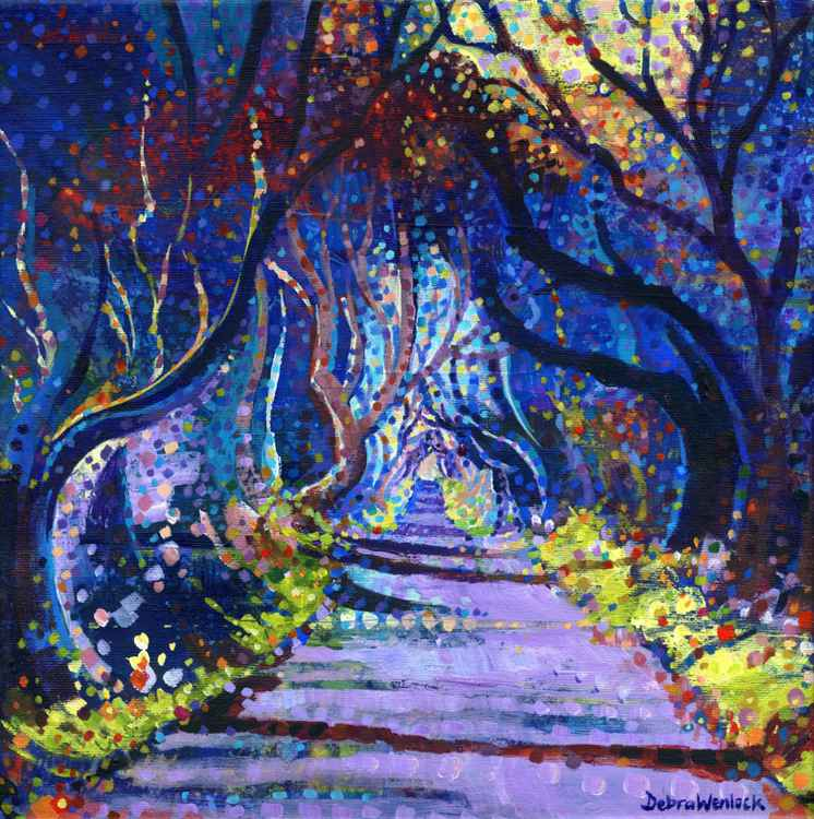 Dark Hedges – Black Magic