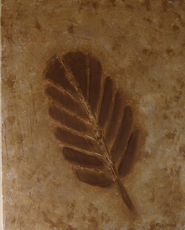 Brown Leaf - Image 0