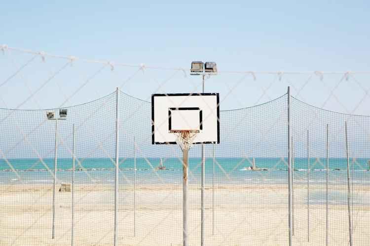 Lego beach -