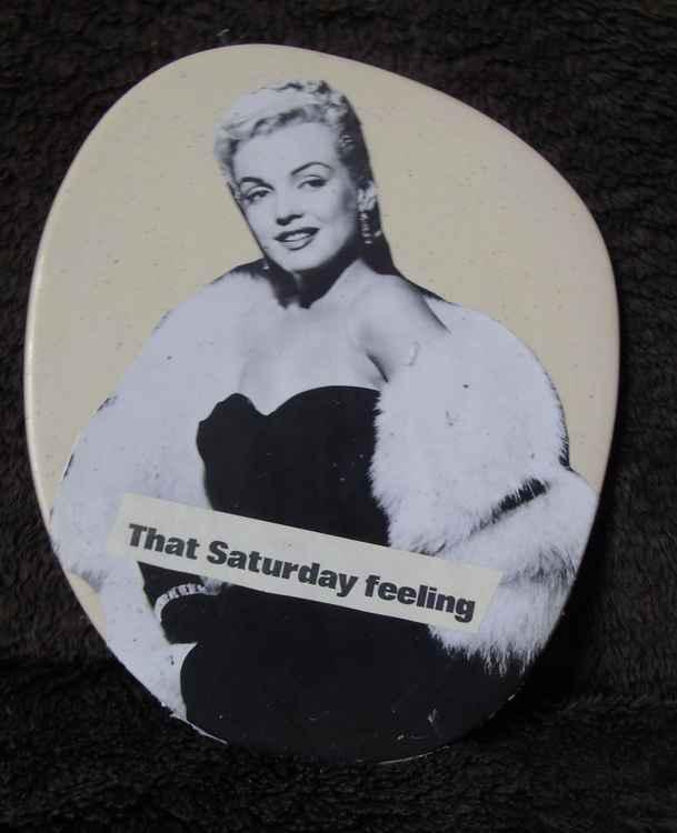 That Saturday Feeling
