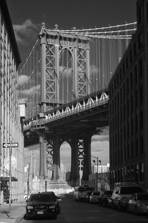 Manhattan Bridge   [#201512081] - Image 0