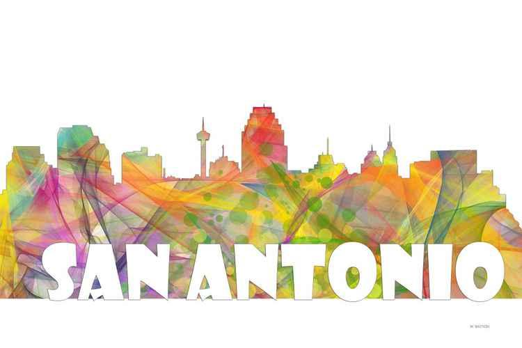 San Antonio Skyline MCLR2 -