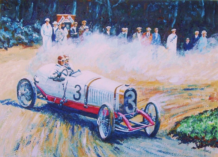 Frank Clement 1922 TT - Isle of Man - Image 0