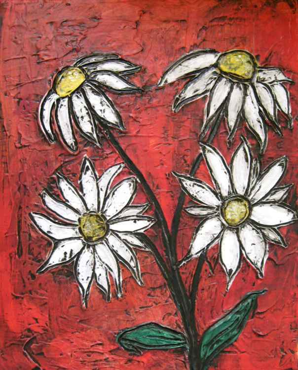 Neglected Daisies II -