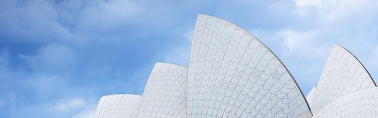 Sydney Opera House I (228x76cm) - Image 0