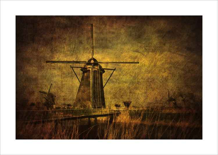 Windmills of Holland -