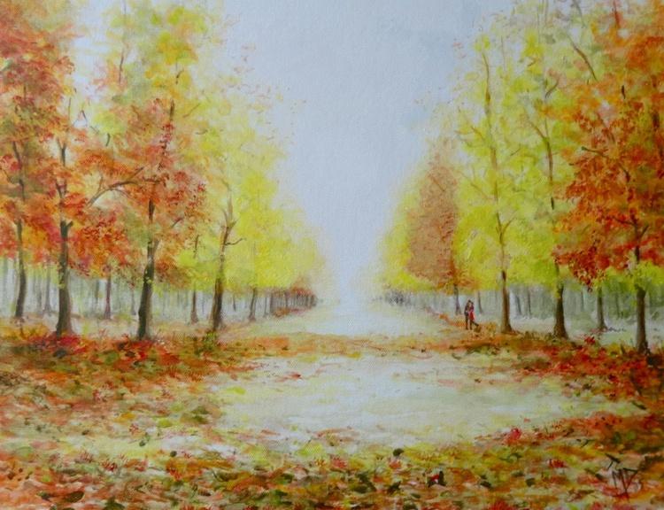 An Autumn Kiss - Image 0