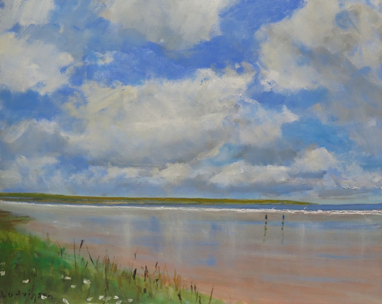 View from Holy Island - Image 0