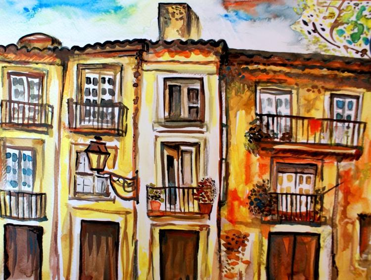 Old hour in Lisbon - Image 0