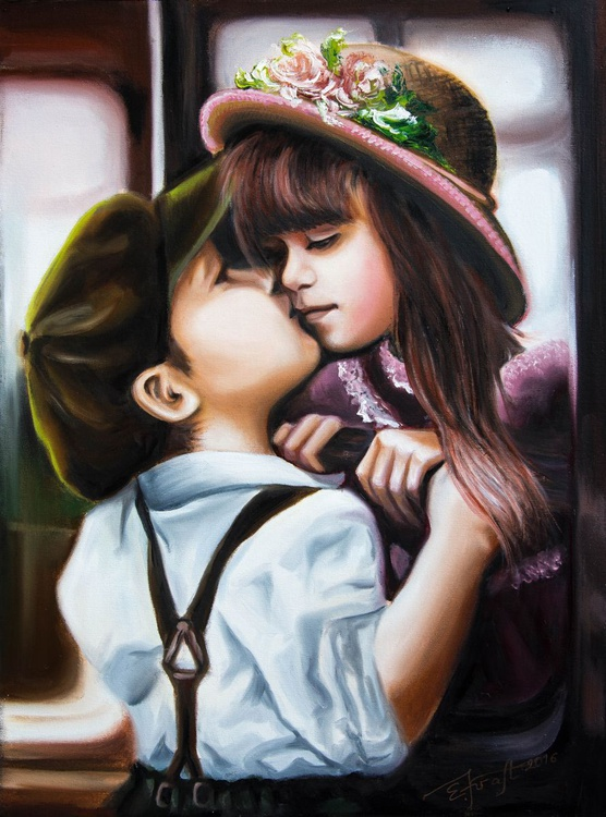 """""""First kiss"""" - Image 0"""
