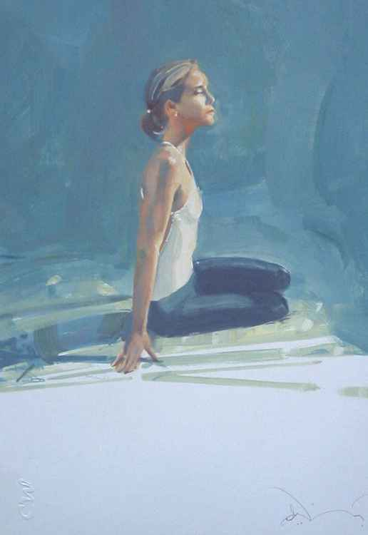Darcey Bussell ROH 2000 study (2)