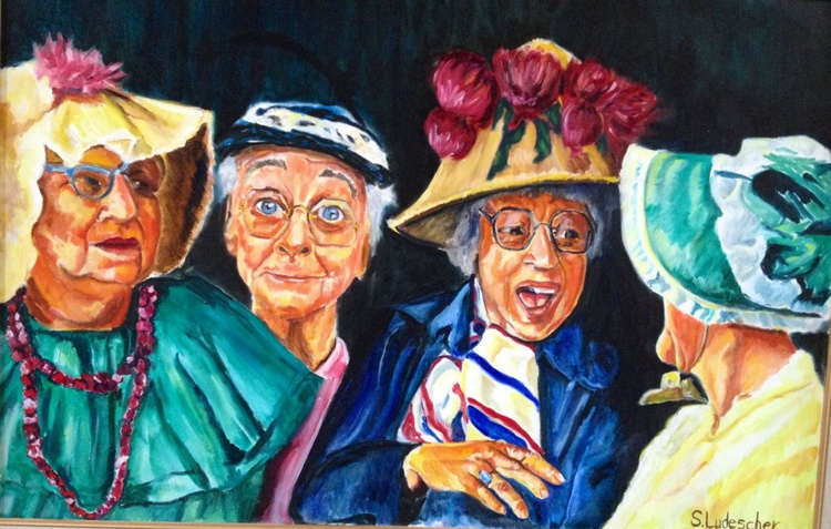 Matrons of the Arts - Image 0