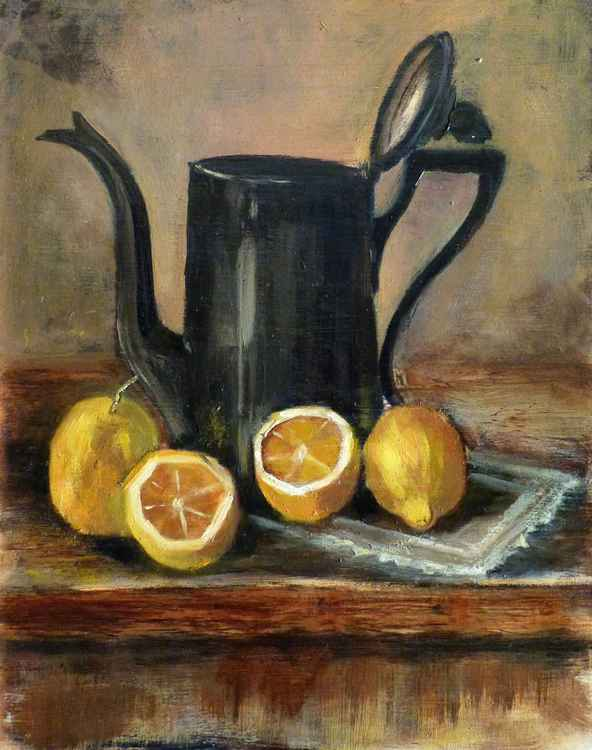The teapot -