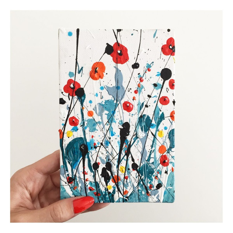 Poppies Popping - Image 0