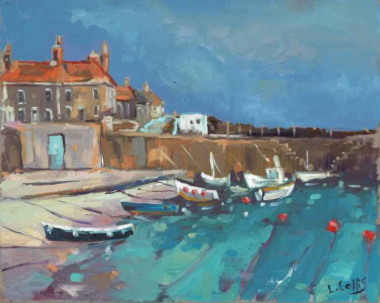 Mousehole, Cornwall -