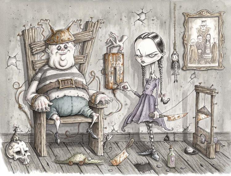 Wednesday Addams - Image 0