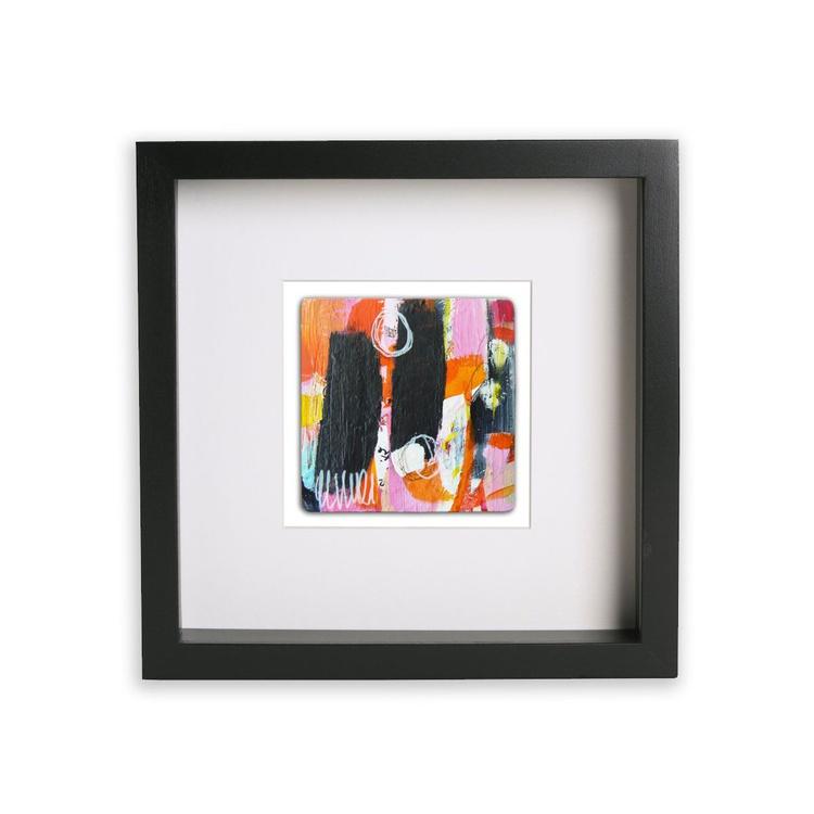 mini abstract #114 - Image 0