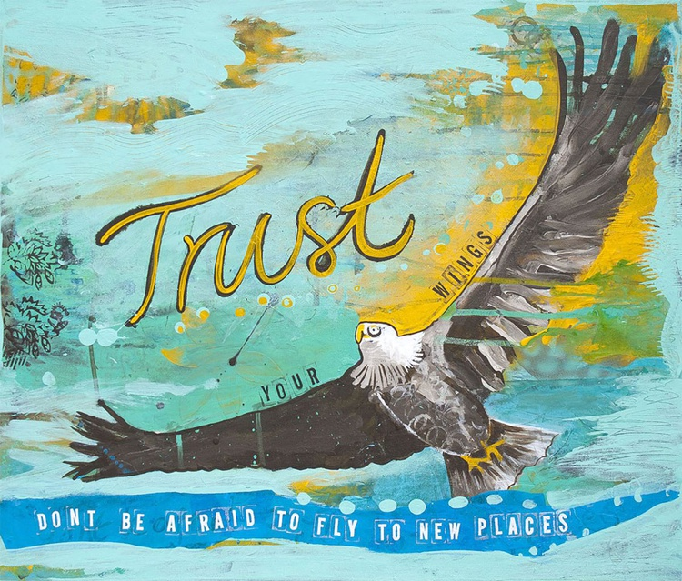 Trust your wings - Image 0
