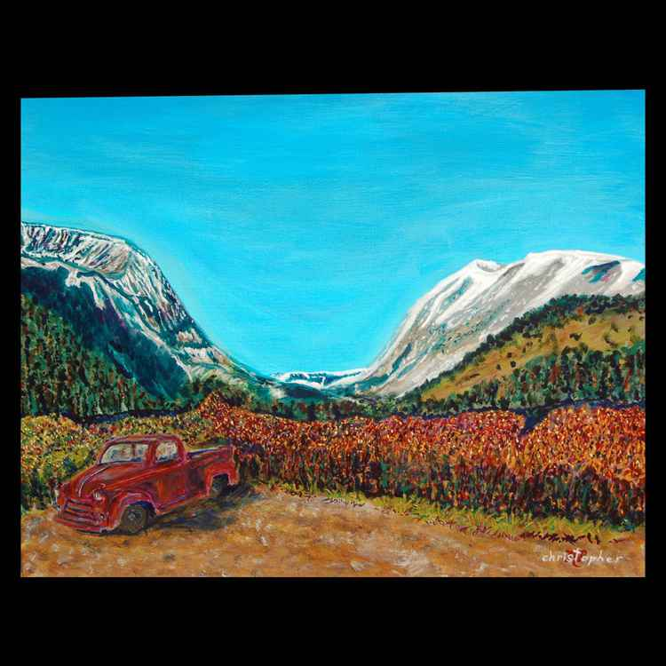 Rusty Pickup Three (Guanella Pass) -