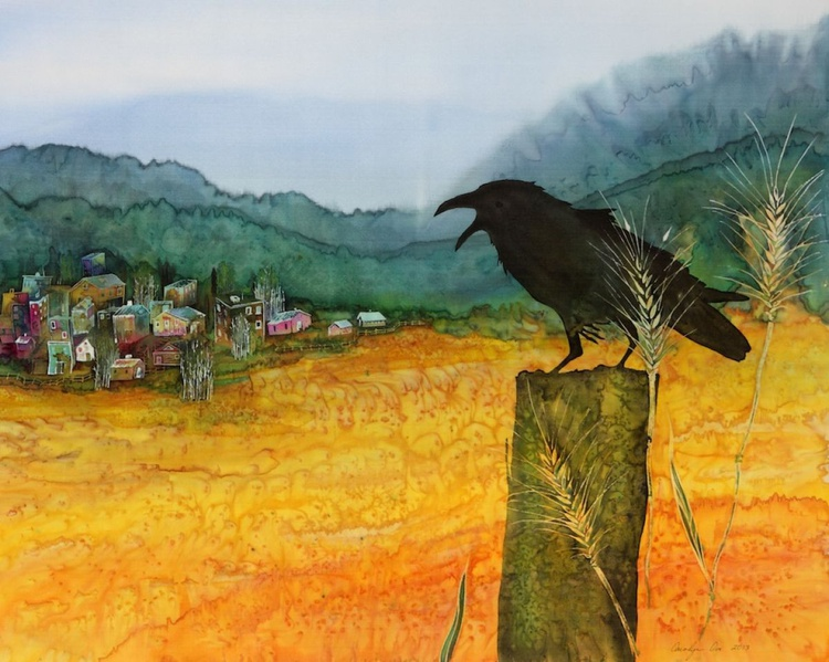 Raven and the Village 2 - Image 0
