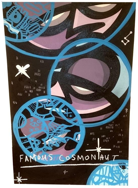 Famous Cosmonaut - Image 0