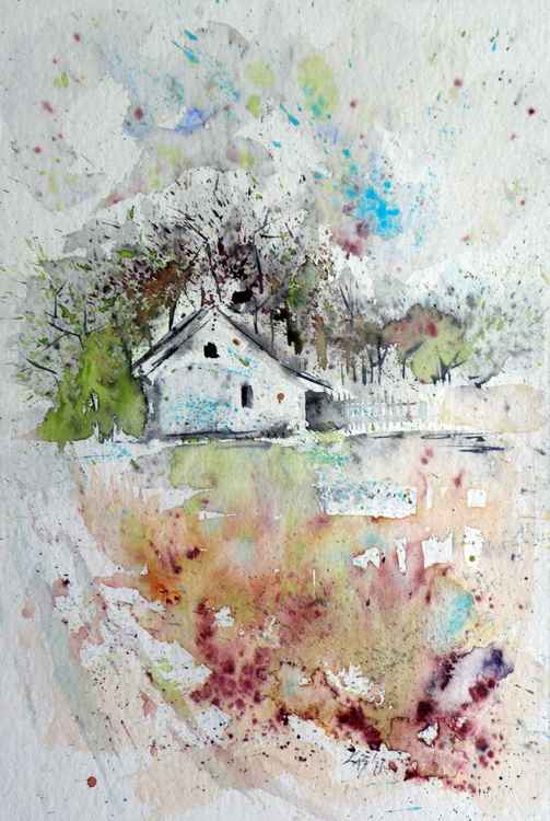 Old house -