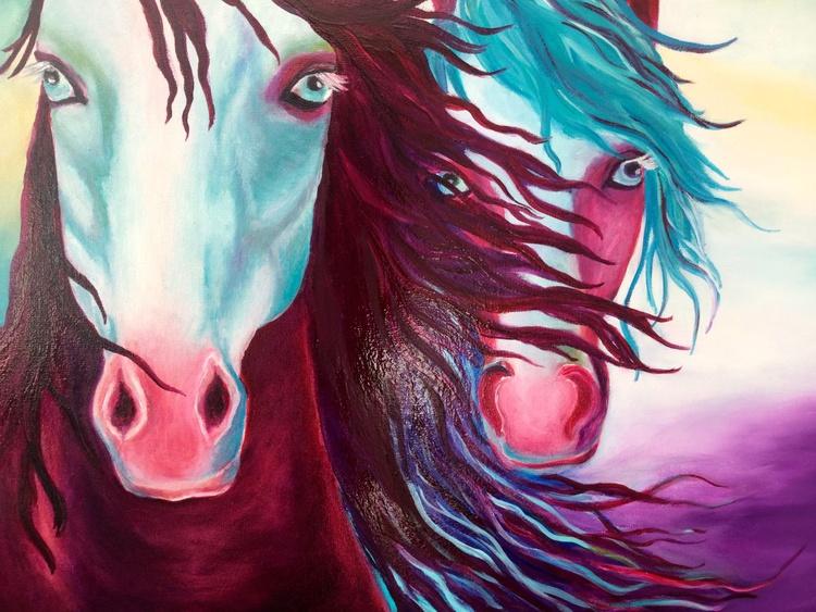 Medicine Horse - Image 0