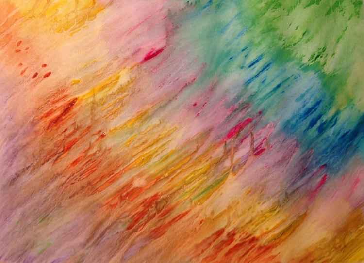 Tie Dye Sky -