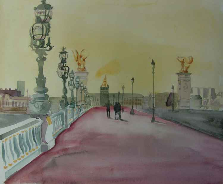 Pont Alexandra III -