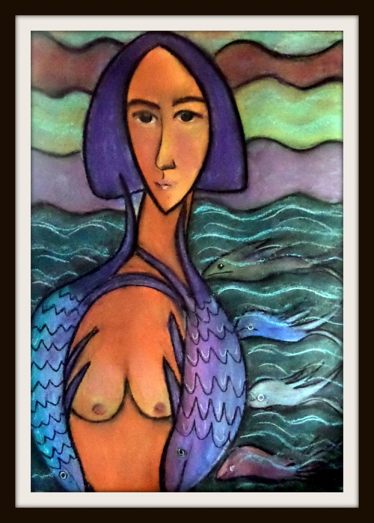 woman of the sea - Image 0