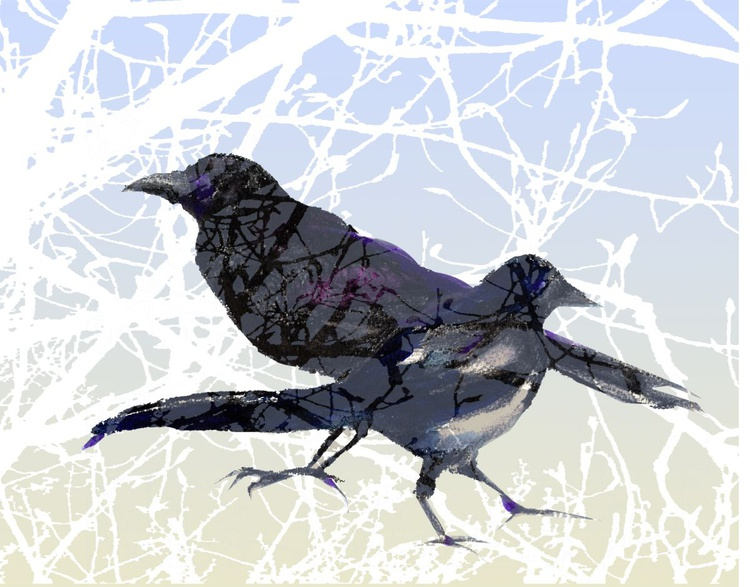 Magpie and Crow - Image 0