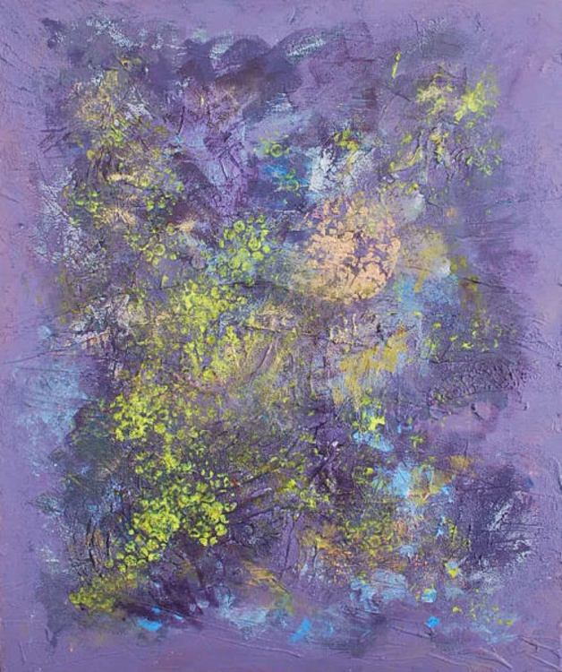 Chartreuse & Amethyst - Image 0