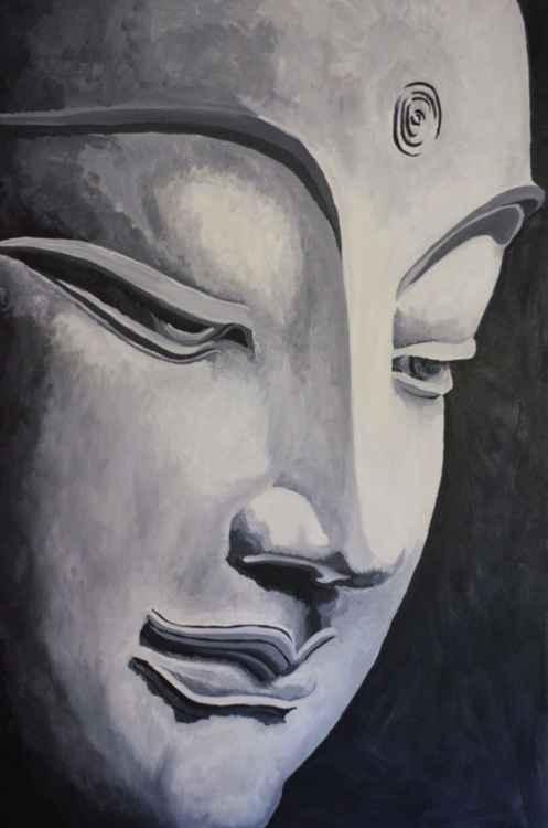 Compassion in White -