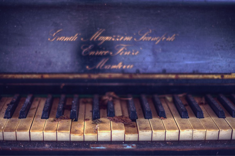 A tinkle on the ivories - Image 0