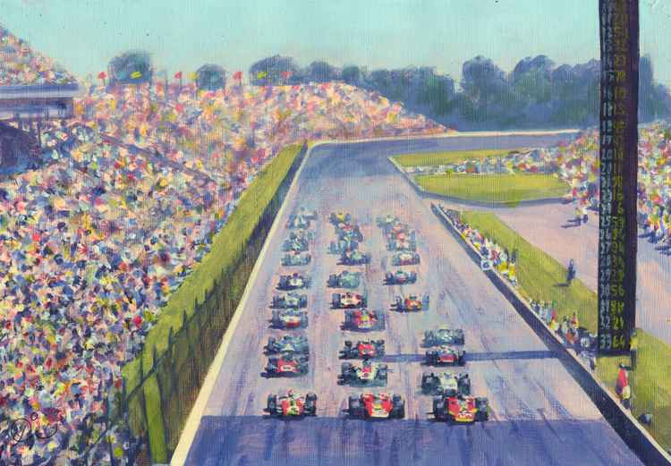 Indy 500 1968 -