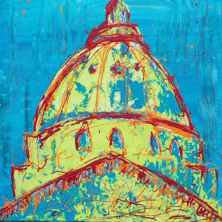 Capitol IOWA -