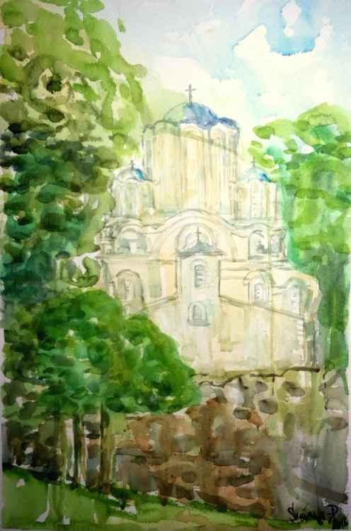 Monastery Ravanica,Serbia -