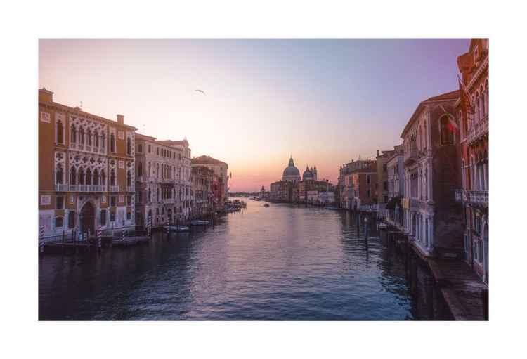 Venice, Dawn - Small -