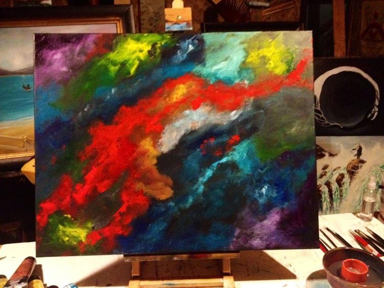 """"""" Crimson Thread """" - (Reduced Price) - Image 0"""