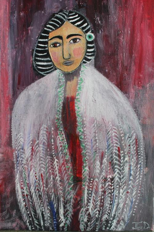 Portrait of Airebis - Image 0