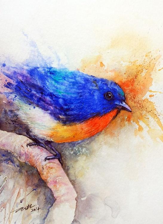 The Blue Bird - Image 0