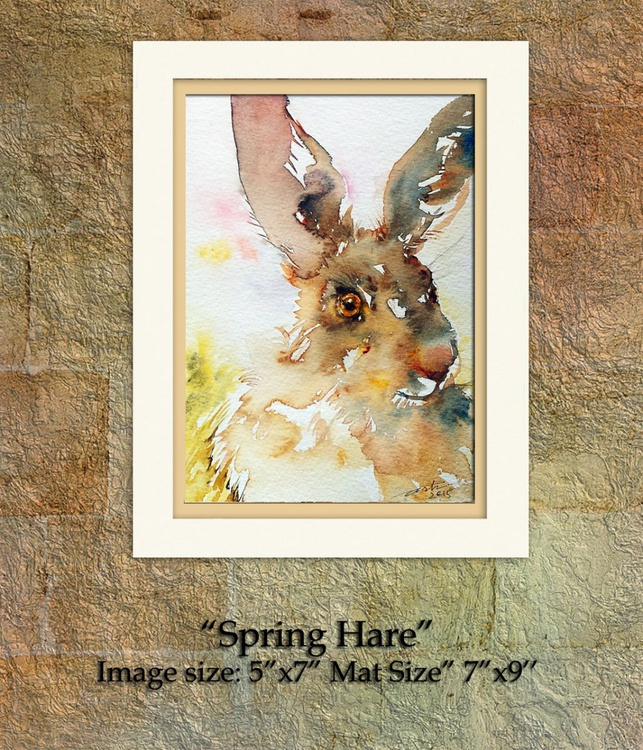 Spring Hare - Image 0
