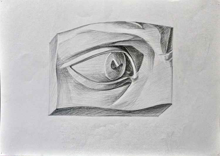 2016_Sketch#82_Pencil on paper_42x59 -