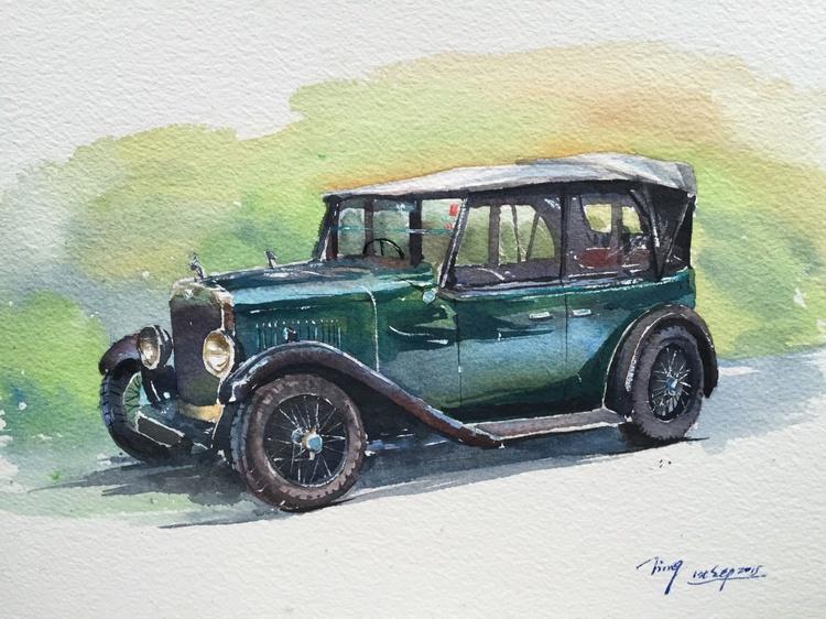 Vintage Car - Image 0